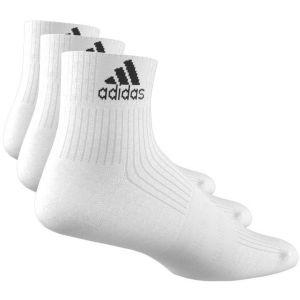 Adidas Performance 3S Ankle Socks - 3 Pairs AA2285