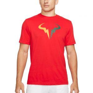 NikeCourt Dri-FIT Rafa Men's Tennis T-Shirt DJ2582-673