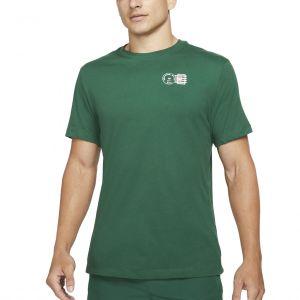 NikeCourt Dri-FIT Men's Tennis T-Shirt DJ2596-341