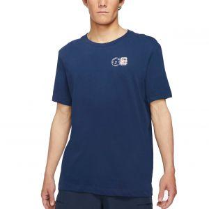 NikeCourt Dri-FIT Men's Tennis T-Shirt DJ2596-429