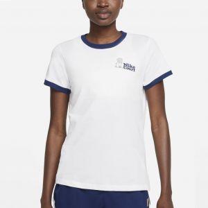 NikeCourt Dri-FIT Women's Tennis T-Shirt DJ2781-102