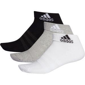 adidas Cushioned Ankle Sport Socks x 3 DZ9364