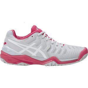 Asics Gel Resolution 7 Women's Tennis Shoes E751Y-9601