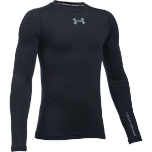 Under Armour ColdGear Armour Crew Boys' Long Sleeve Shirt 1288344-001