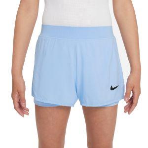 NikeCourt Dri-FIT Victory Girls' Tennis Shorts DB5612-468
