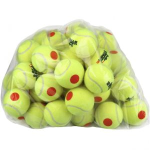 Topspin Unlimited Stage 2 Tournament Junior Tennis Balls x60 TOBUST2T60ER