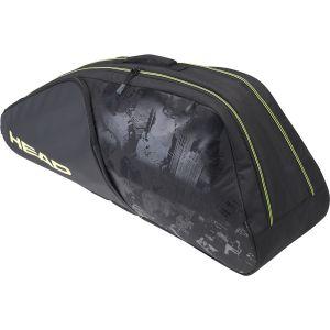 Head Extreme Nite 6R Combi Tennis Bag (2021) 284131-BKNY