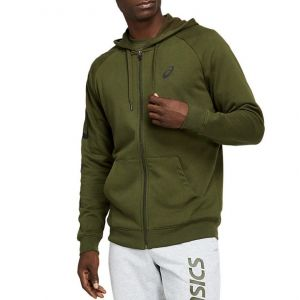 Asics Big Logo Zippered Men's Tennis Jacket 2031A983-300