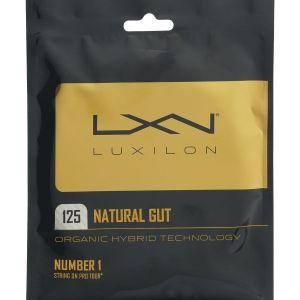 Luxilon Natural Gut Tennis String (12 m) WRZ9491
