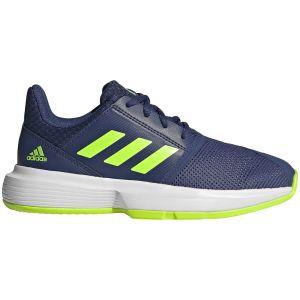 adidas CourtJam xJ All Court Junior Tennis Shoes FV4125