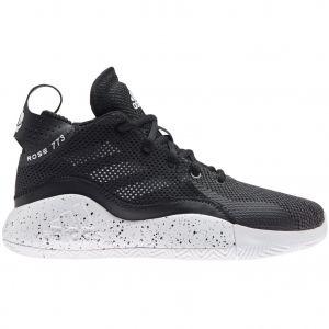 adidas D Rose Junior Basketball Shoes FZ1402