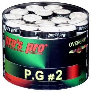 Pro's Pro P.G 2 Tennis Overgrips x 60 G073B