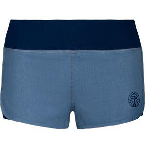 Bidi Badu Babra Jeans Tech Girl's Shorts (2 in 1)  G318064211-JNSDBL