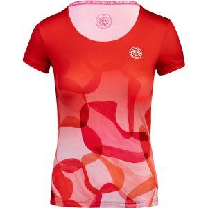 Bidi Badu Issa Tech Roundneck Girl's Tennis T-shirt G3580020212-RDOR