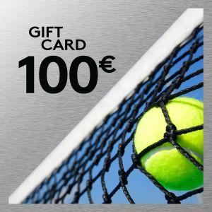 Gift Card 100 EUR ETENNIS-GIFT-100
