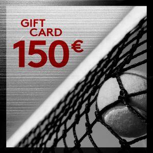 Gift Card 150 EUR ETENNIS-GIFT-150
