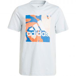 adidas Camo Graphic Boy's Tennis T-Shirt GJ6486