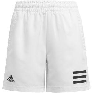 adidas 3-Stripes Club Boy's Tennis Short GK8183