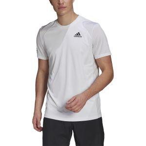 adidas Club 3-Stripe Men's Tennis T-Shirt GL5401