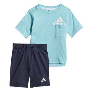 adidas Badge of Sport Toddlers' Summer Set GM8943