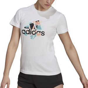 adidas Floral Graphic Women's T-Shirt GT8807