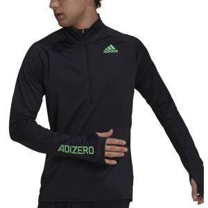 adidas Adizero Warm 1/2 Zip Men's Long Sleeve Top GT9736