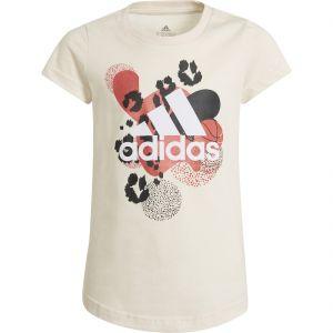 adidas Graphic Girls' T-Shirt GV1332