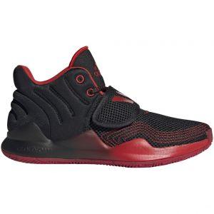 adidas Deep Threat Primeblue Junior Basketball Shoes GZ0096