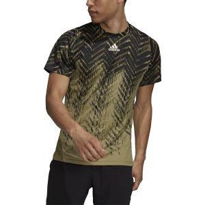adidas Primeblue Freelift Men's Tennis T-Shirt H31121