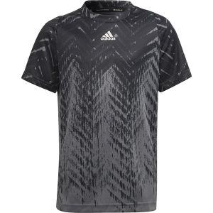 adidas Printed Freelift Boys' Tennis T-Shirt H38987