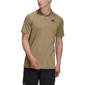 Adidas Club Rib Men's Tennis Polo Shirt H45412