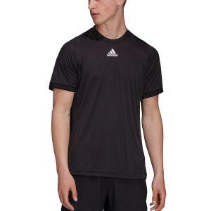 adidas Tennis Primeblue Men's Freelift Tee H50265