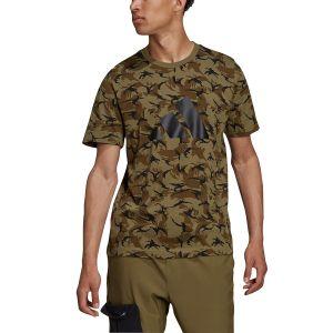 adidas Sportswear Future Icons Men's Camo Graphic Tee HA8708