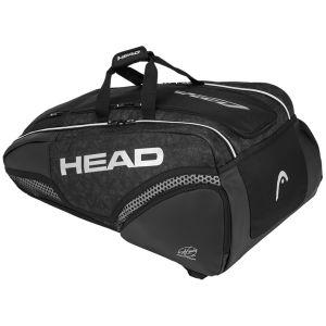 Head Djokovic 12R Monstercombi Tennis Bags (2020) 283040-BKWH