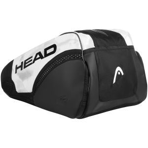 Head Djokovic 9R Supercombi Tennis Bags (2021) 283101-WHBK