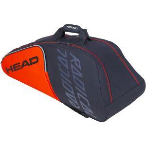 Head Radical 9R Supercombi Tennis Bags (2020) 283090-ORGR