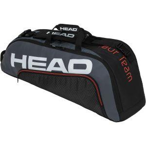Head Tour Team 6R Combi Tennis Bags (2020) 283150-BKGR