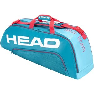 Head Tour Team 6R Combi Tennis Bags (2021) 283150-BLPK