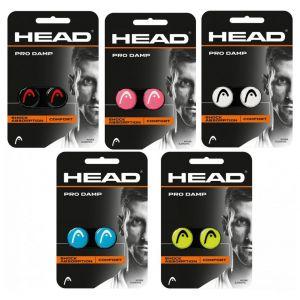 Head Pro Damp Vibration Dampeners x 2 285515