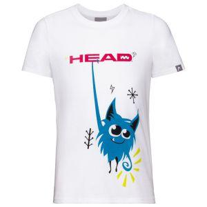 Head Vision Novak Boy's Tennis T-shirt