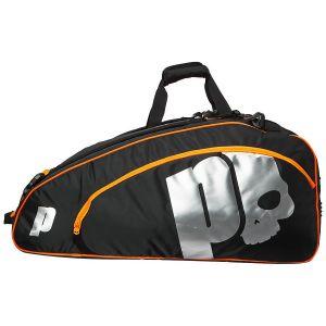 Prince Hydrogen Chrome 12 Pack Tennis Bag HYPR10