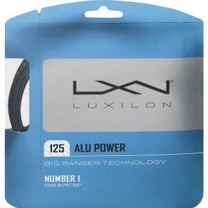 Luxilon Alu Power Tennis String (1.30mm, 12m)