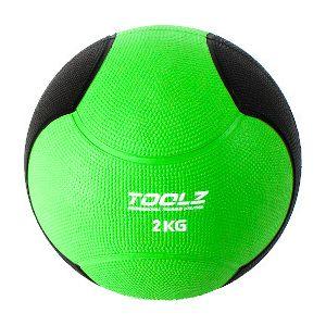 Toolz Medicine Ball - 2 kg TOTMB2