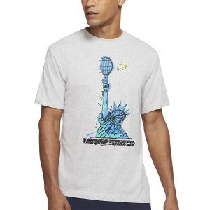 NikeCourt Dri-FIT Men's Tennis T-Shirt DJ2783-050