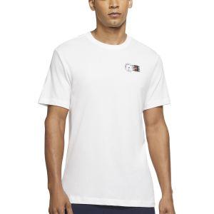 NikeCourt Dri-FIT Men's Tennis T-Shirt DJ2596-100