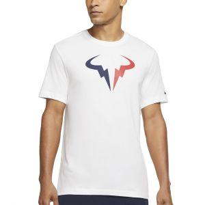 NikeCourt Dri-FIT Rafa Men's Tennis T-Shirt DJ2582-100