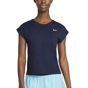 NikeCourt Dri-FIT Victory Women's Short-Sleeve Tennis Top CV4790-451