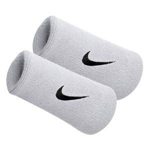Nike Swoosh Double Wide Wristbands - set of 2 AC0010-101