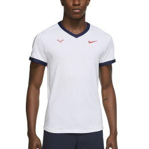 NikeCourt Dri-FIT ADV Rafa Men's Short-Sleeve Tennis Top CV2802-101