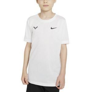 Rafa Big Kids' Tennis T-Shirt DD2304-100